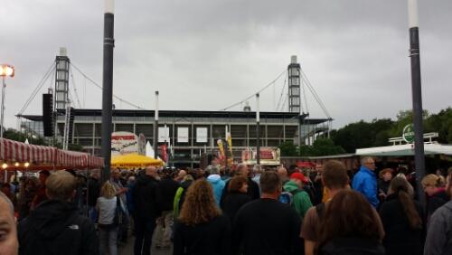 Jahnwiese In Köln Bei Acdc Rock Or Bust Eidelsburgerde